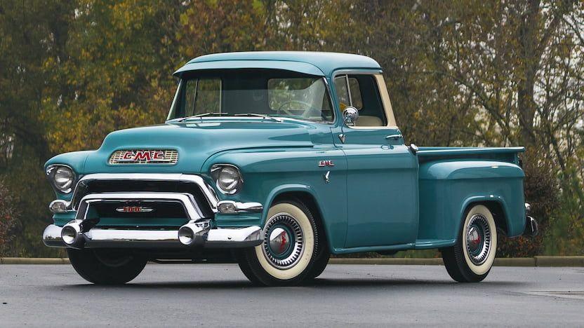 1956 Gmc Pickup F232 Kissimmee 2018 Classic Pickup Trucks