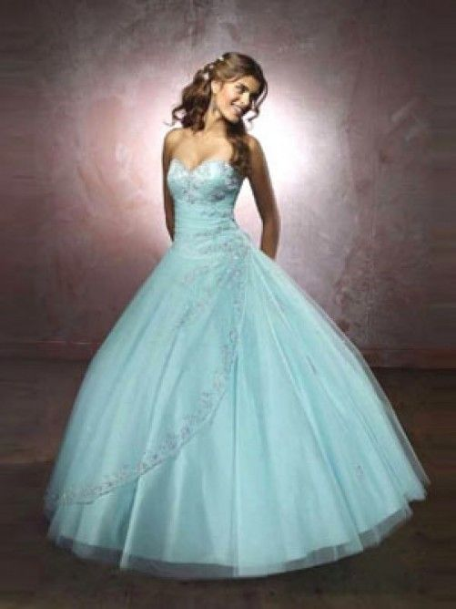 06bc824f998 Fantastic A-Line Princess Strapless Floor-Length Satin Tulle Quinceanera  Dresses with Ruffle Lace Beading