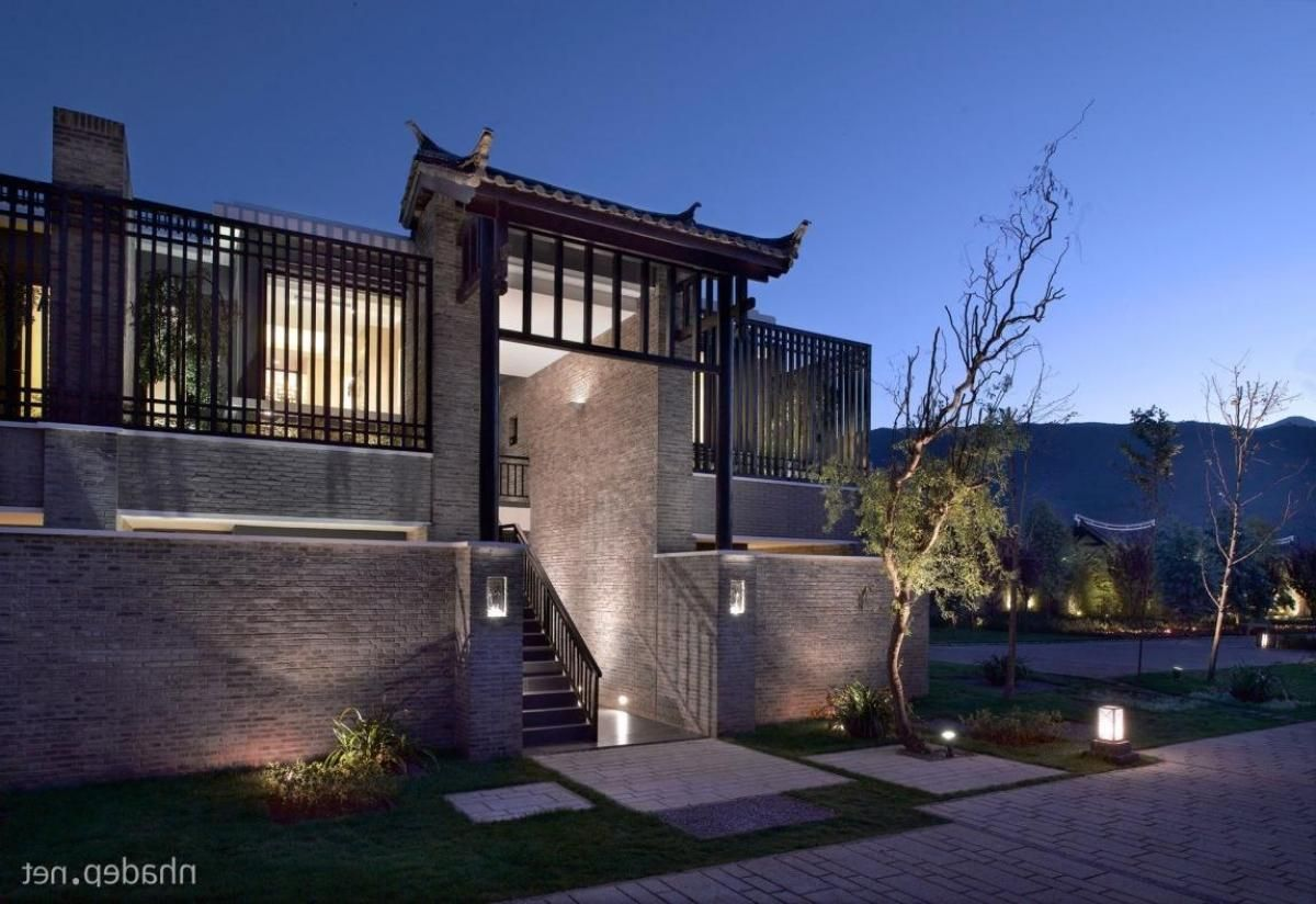 modern chinese house architecture - Modern House