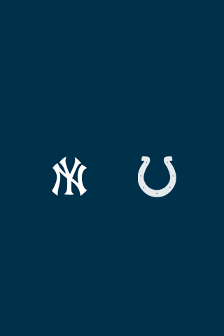 New York Yankees Indianapolis Colts Android Wallpaper HD