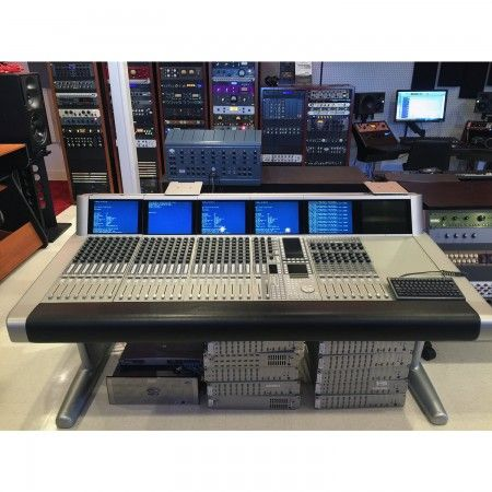 Euphonix System 5, Silver, 32 Fader #7404 (Used)