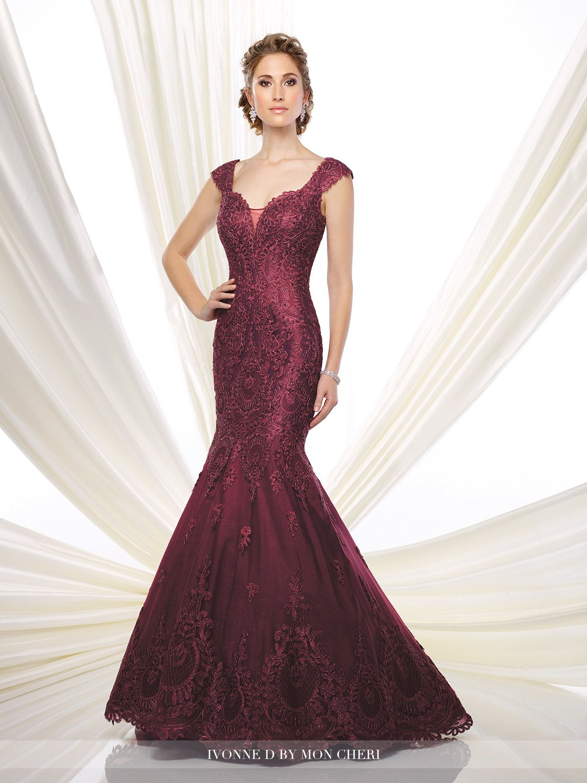 75f977a512 Couture Ivonne D Mother of the Bride Dresses 2019 for Mon Cheri ...