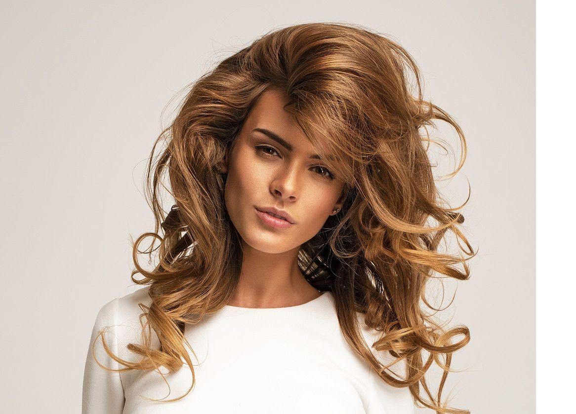 Testou maquiagem capilar que disfarça fios brancos Hair style and
