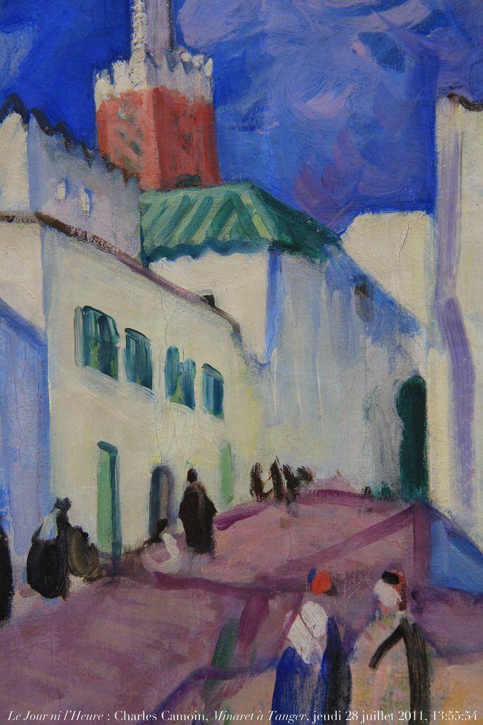 """Charles Camoin (1879-1965) was een Franse kunstschilder die behoorde tot het Fauvisme. Camoin ontmoette Henri Matisse in de klas. Matisse en zijn vrienden (waaronder Camoin, Henri Manguin, Albert Marquet, Georges Rouault, André Derain en Maurice de Vlaminck) vormden de originele groep van kunstenaars die de Fauves (""""Wilde beesten"""") genoemd werden. Dit vanwege hun wilde, expressionistische gebruik van kleur."""