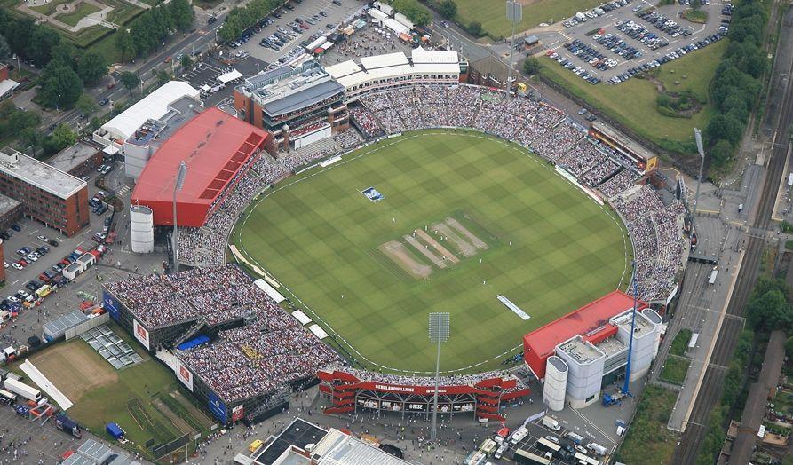 Emirates Old Trafford Cricket Ground Cricket World Cup Sports Stadium Old Trafford