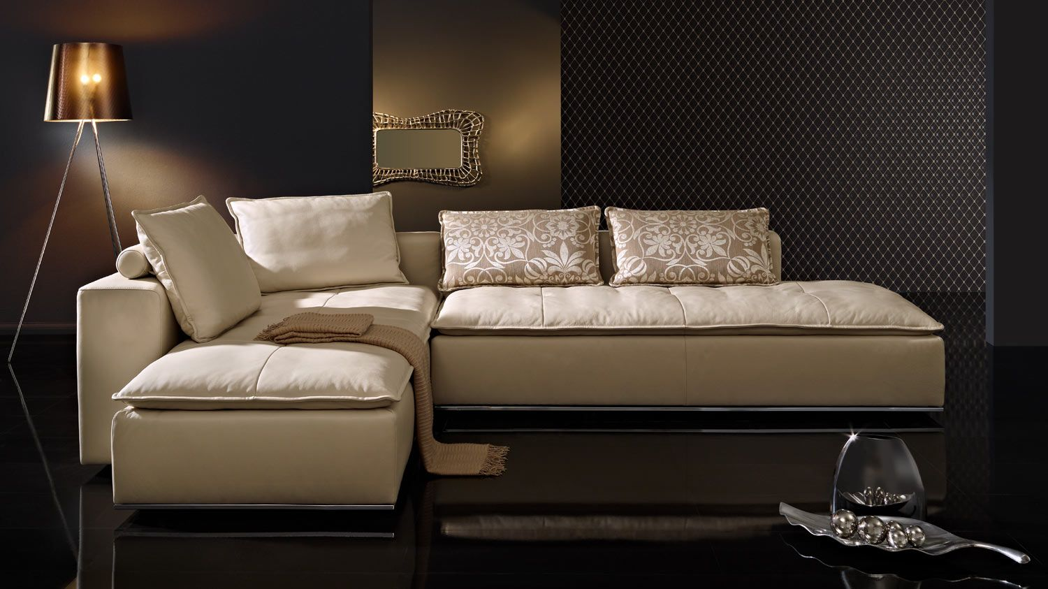 sofa w schillig black label giovanni ideen f r wohnung pinterest. Black Bedroom Furniture Sets. Home Design Ideas