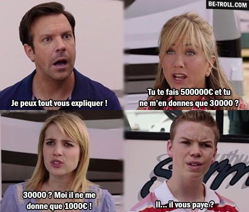 Les millers | Lol!!! | Blague drole, Humour blague et Humour