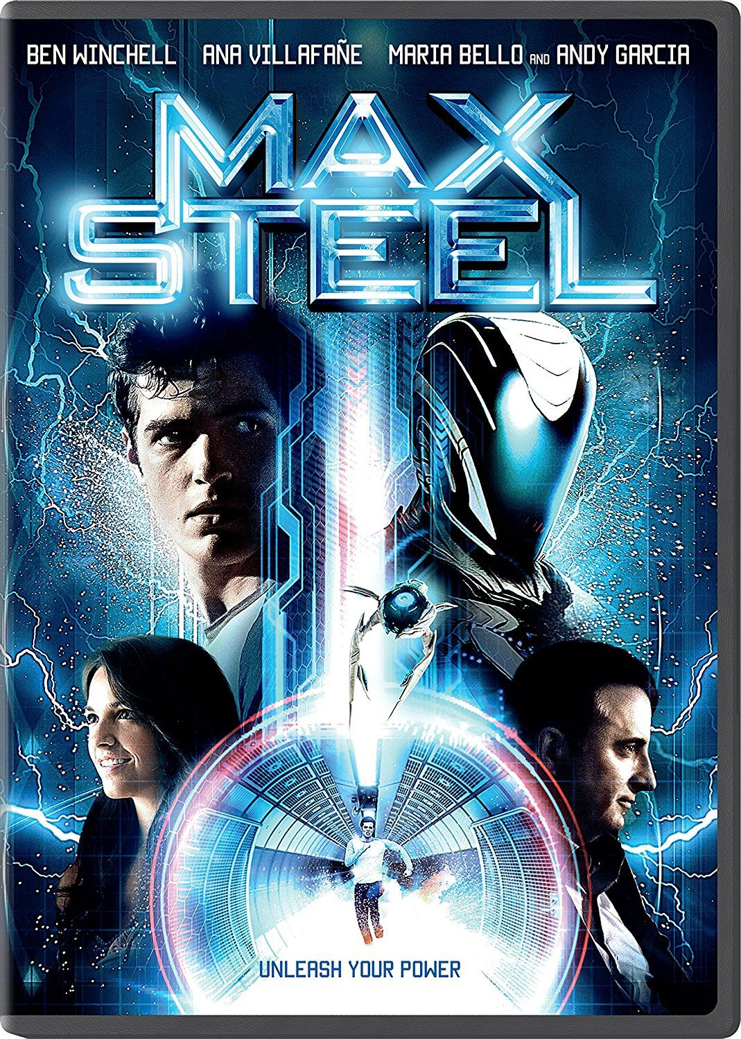 Max Steel 2016 Teenager Max Mcgrath Ben Winchell Discovers