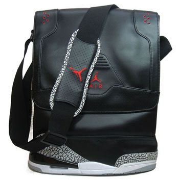 Air Jordan 3 Shoe Bag   Backpacks b7ef97084a