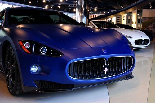 Maserati GranTurismo Cars Share And Enjoy! Awesome Ideas
