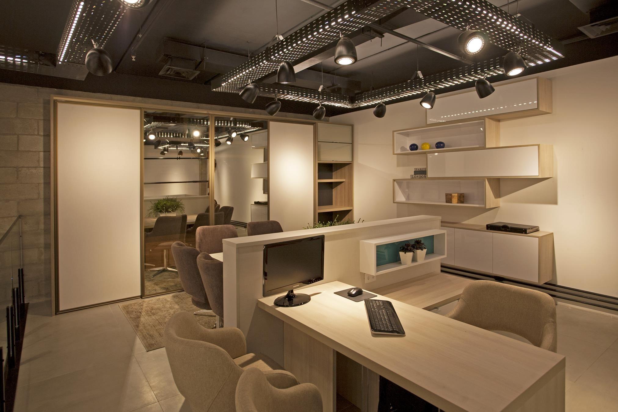 Decora o com eletrocalha pesquisa google ap for Ap lofts