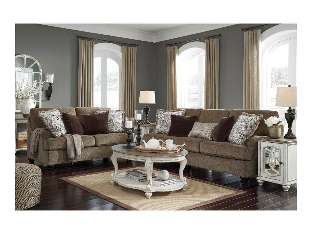 Braemar Stationary Living Room Group by Benchcraft by Ashley images