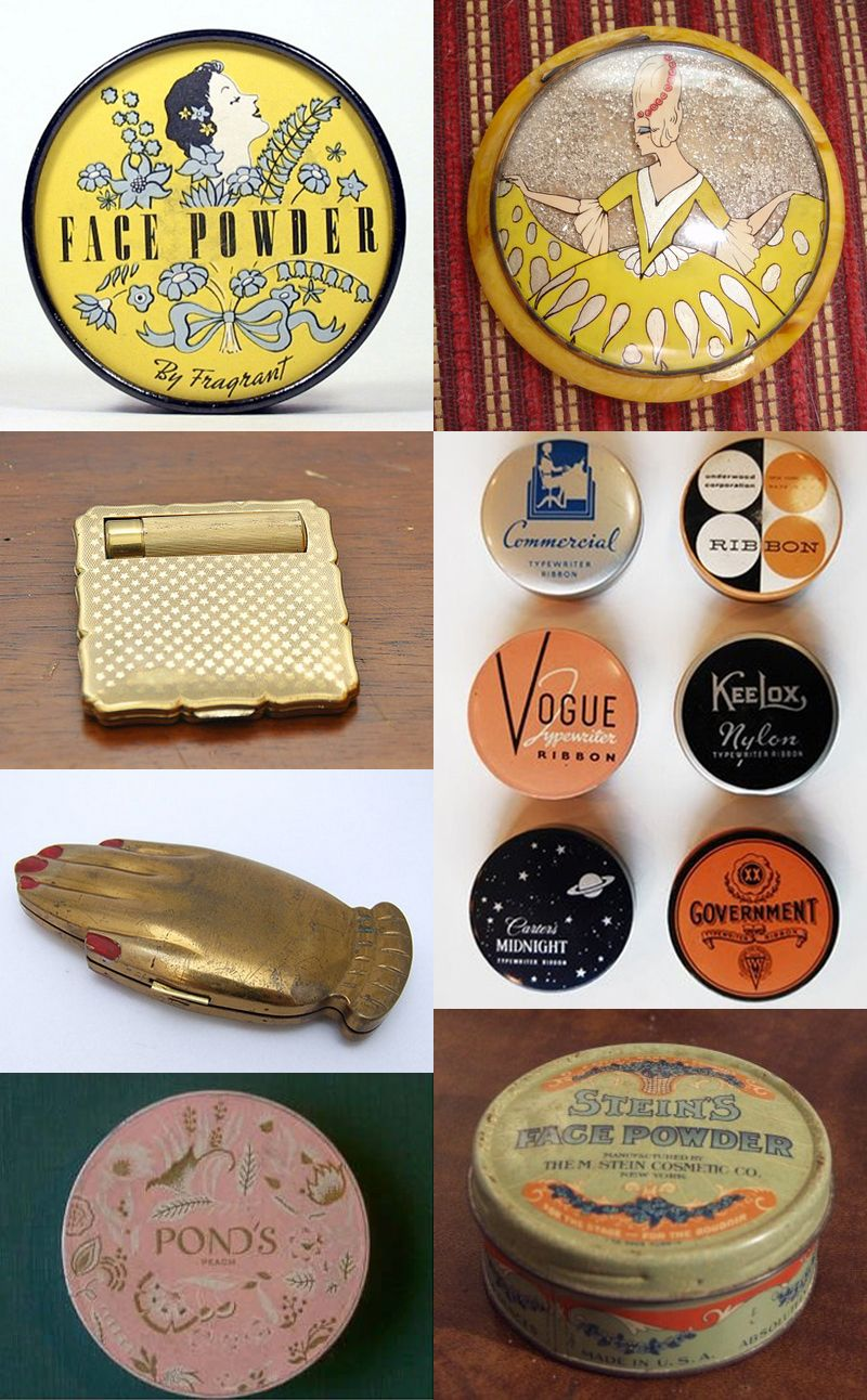 A few of my favourite vintage make up items ive collected from the a few of my favourite vintage make up items ive collected from the 20s 30s 40s 50s 70s 80s and 90s httplisaeldridgetag270 geenschuldenfo Image collections