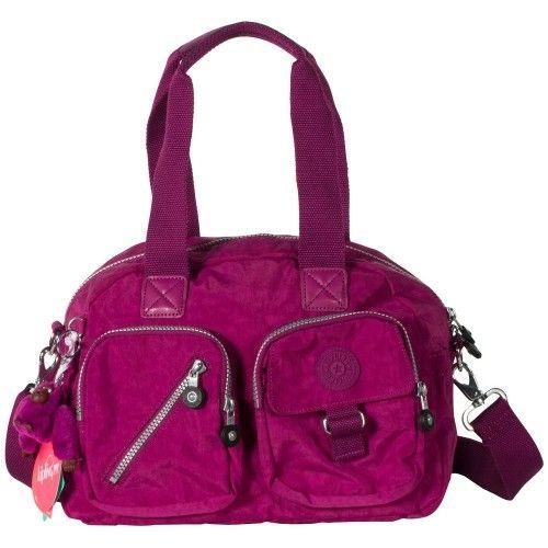 Kipling Handbag Defea Dark Fushia