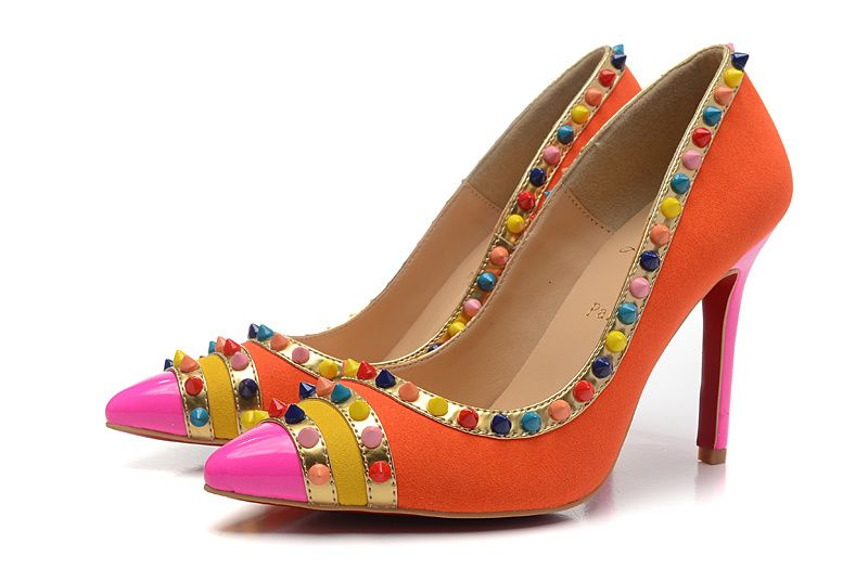 christian louboutin is a luxury brand famous for its