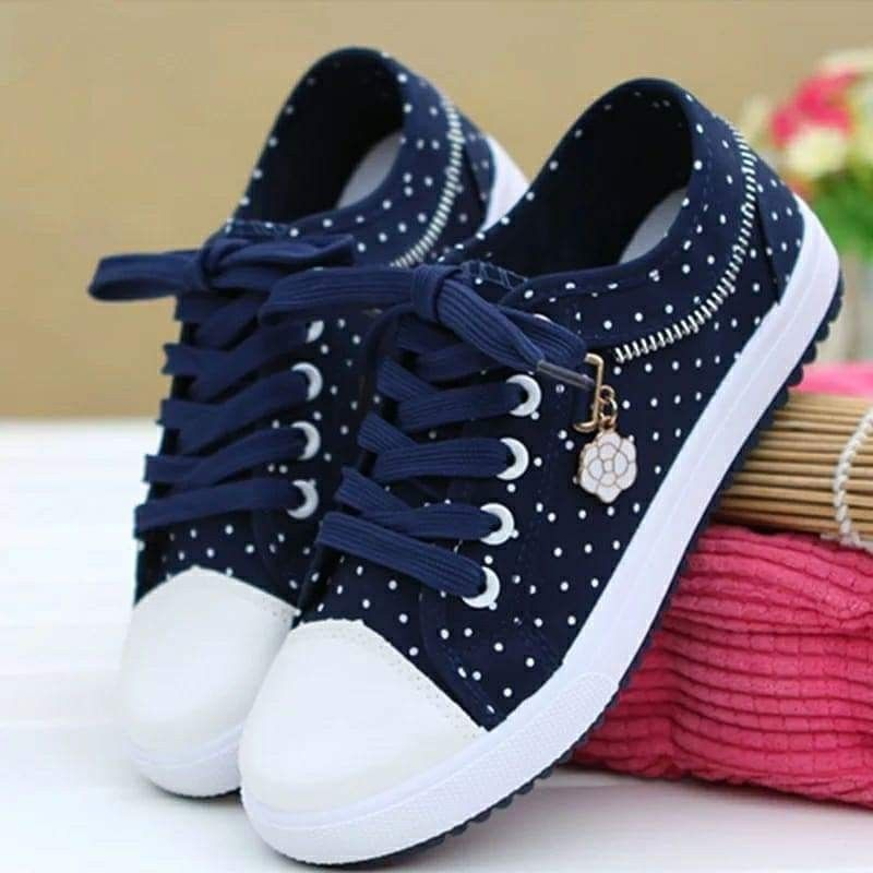 Pink Sweet 2018 Summer Girls Sports Shoes Unique Canvas Flat Shoes Girls Junior high School Student Shoes