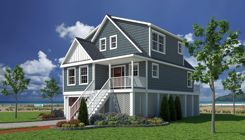 Boardwalk Of Coastal Living Collection   Excel Modular Homes
