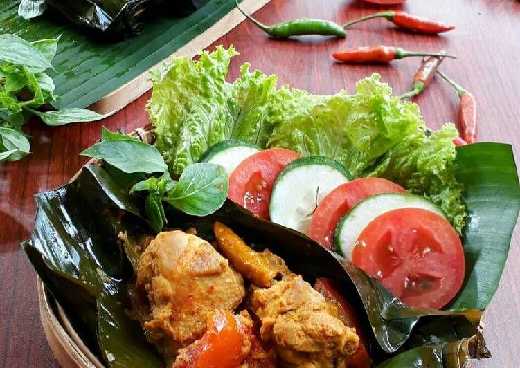 Resep Pepes Ayam Pedas Oleh Sukmawati Rs Resep Resep Masakan Indonesia Makanan Pendamping Makanan