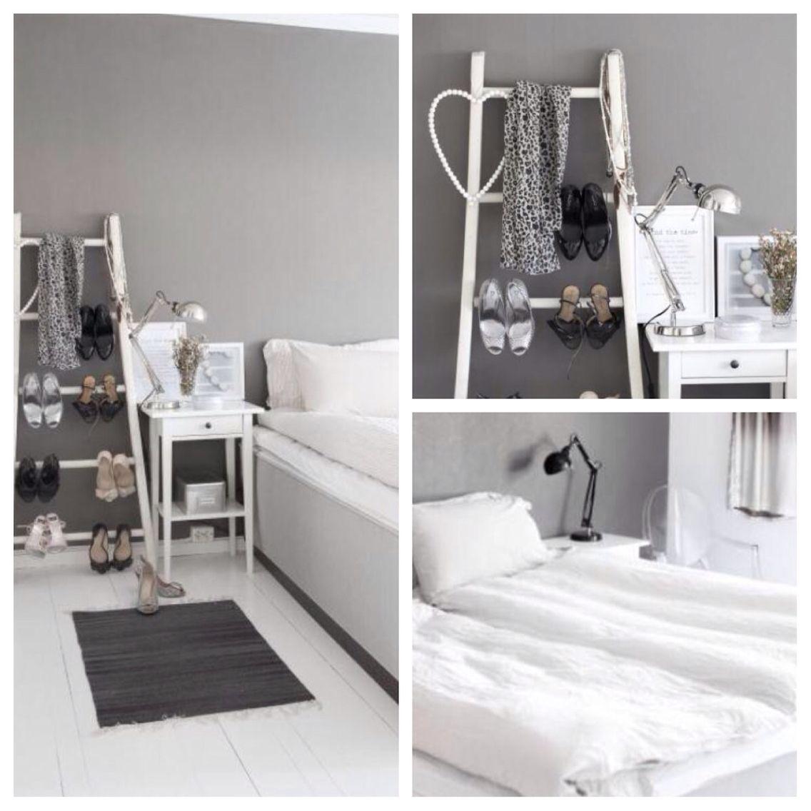 Wat een meisje wil? Een mooie slaapkamer uitnodigend voor ...