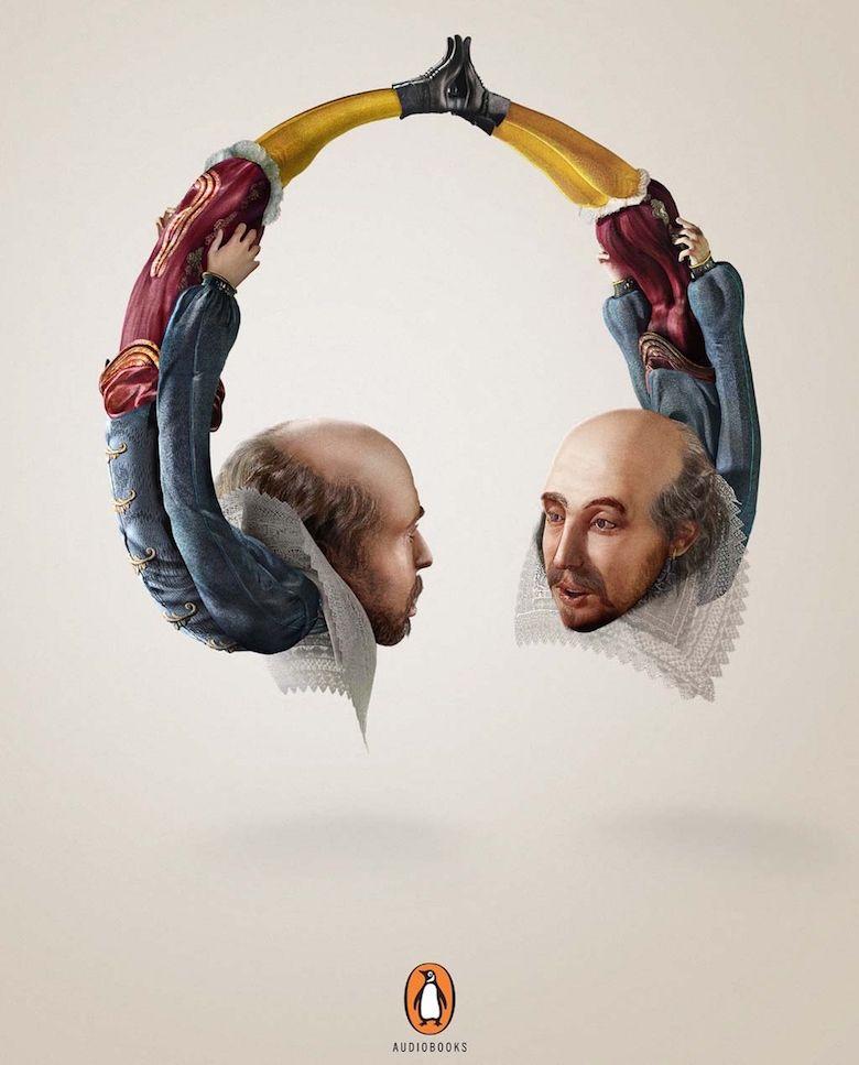 Penguin Audiobooks: William Shakespeare