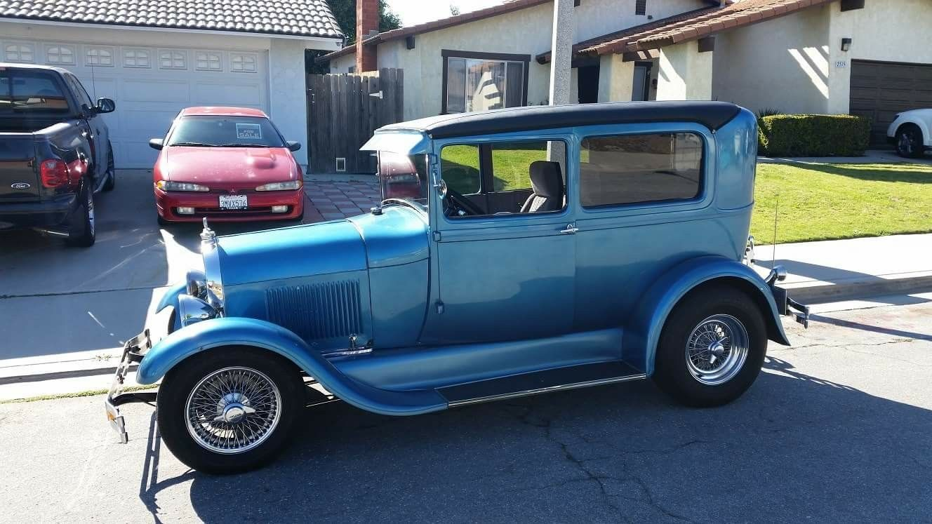 28/29 Model A Ford | Model A Street Rods | Pinterest | Ford and Cars