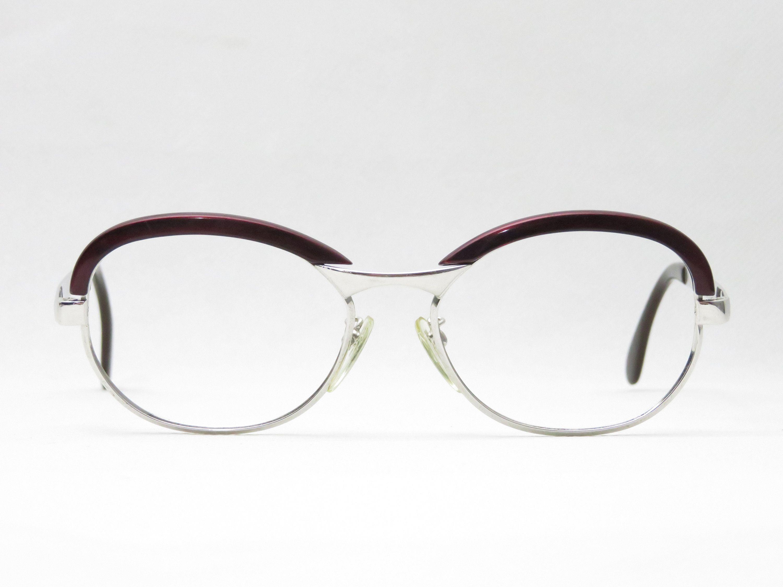60er Jahre Vintage Brille Vintage Brillengestell Fur Damen