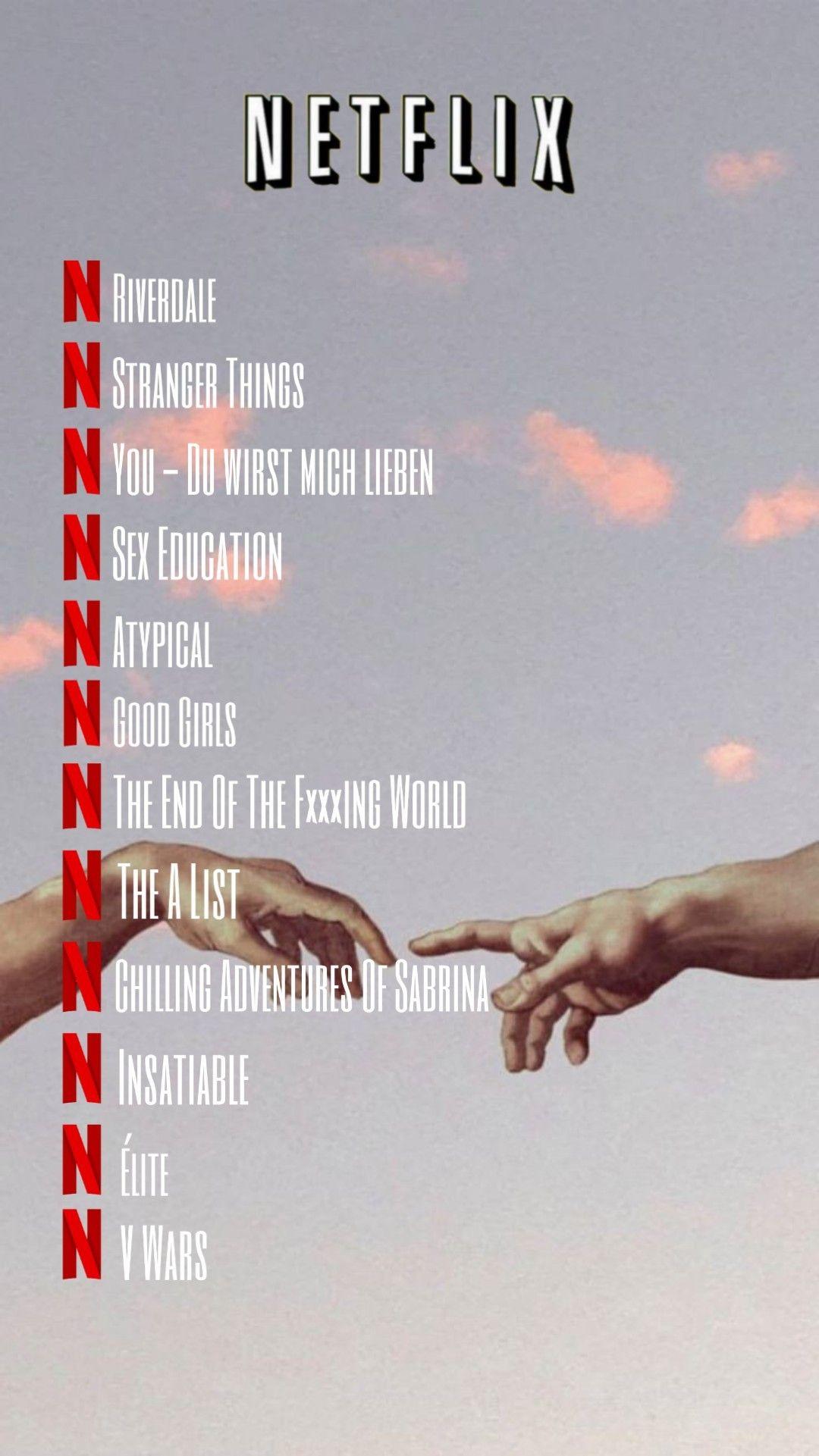 Netflix Teenager Serien
