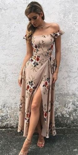 20 Stunning Spring Dresses Ideas You Can Copy Right Now