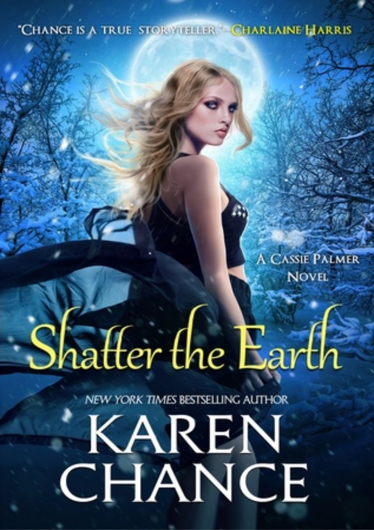 Download Shatter the Earth Karen Chance PDF Free Download