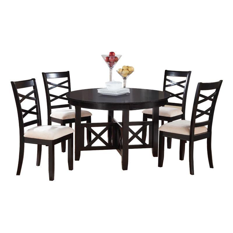 Madison 5 Pc Dining Set Wg R Furniture Dining Room Kitchen