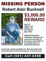 CrimePAY$ - $3,000 Reward - Help Find Robert Bucknell - The