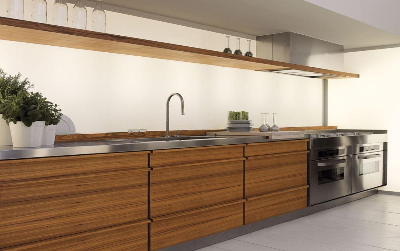 Nett Holzmöbel Design Für Küche Zeitgenössisch - Ideen Für Die Küche ...