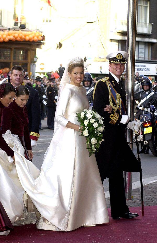 boda de la princesa maxima de holanda - buscar con google | huwelijk