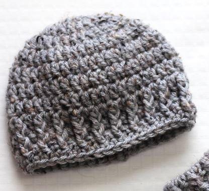 The Parker Newborn Hat