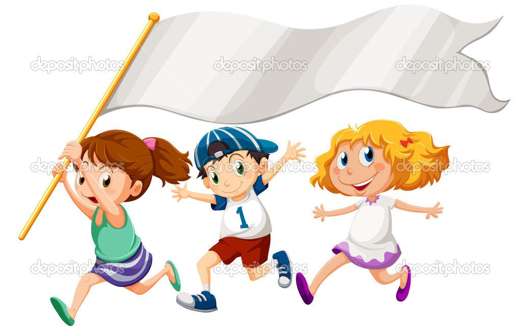 Niños Corriendo Dibujo Animado Buscar Con Google Mesclat