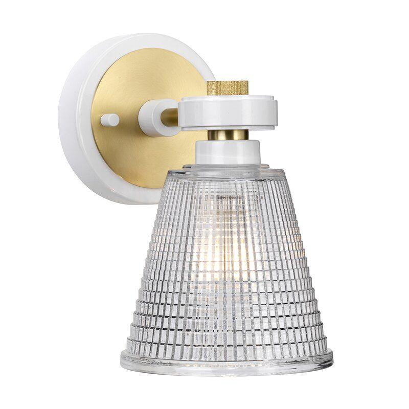 Merseyside 1 Light Armed Sconce Wall Lights Bathroom Wall Lights Swing Arm Wall Light