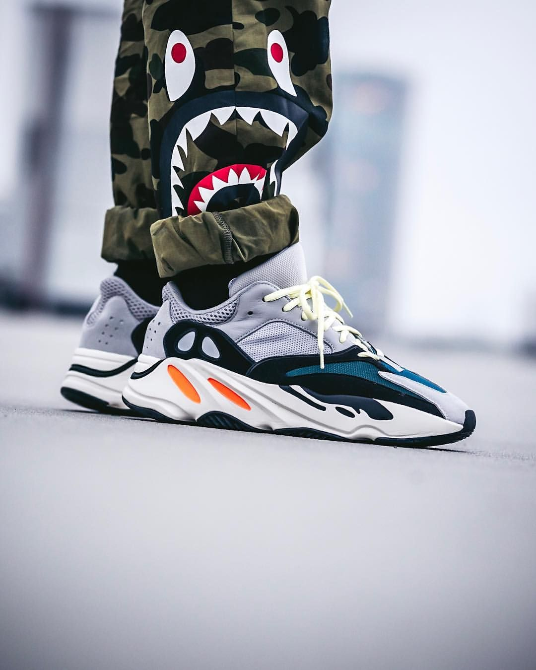 the latest dd2bf 4fedc adidas Yeezy Wave Runner | Serenede | Sneakers in 2019 | Dad ...