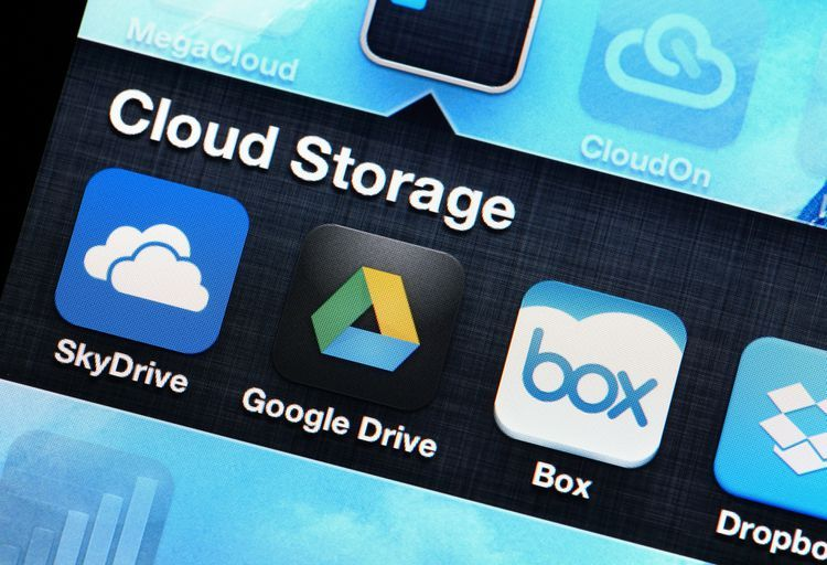 Collaboration through google drive share files with your