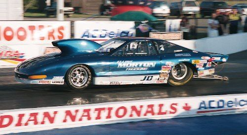 Pro Stock Probe Drag Race Motored Ford Probe To Pro Stock Victory Lane Bruce Biegler Photo Ford Probe Drag Race Toy Car