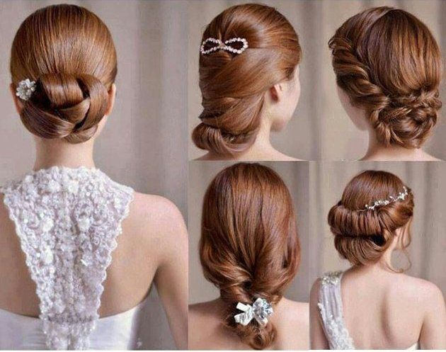 Model Rambut Untuk Pesta Hairdo Model Easy Hairstyles Hair Styles