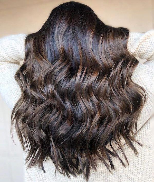 Dimensional Brunette Hair Color Brunette Hair Color Dimensional Hair Color Dimensional Brunette