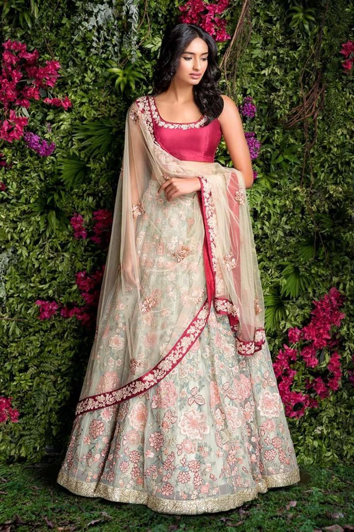 23ed99367 Shyamal and Bhumika collection online store | Dulhan in 2019 ...