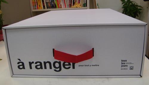 MARK's Storage Box/ L/ White  自己製做很多個  可以當法式的收納盒,放在側牆蠻好看的