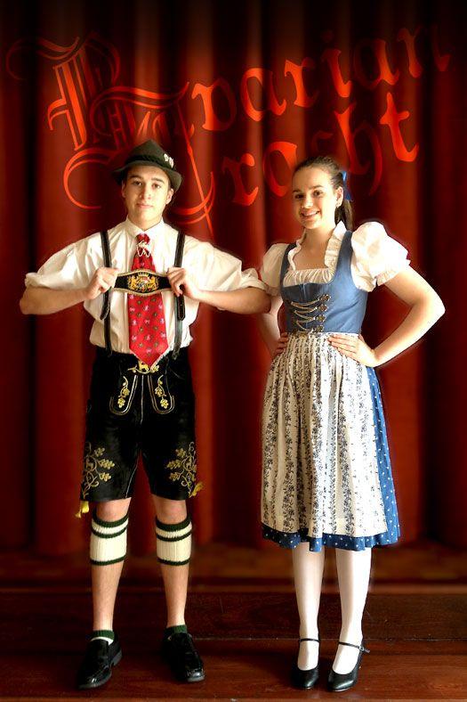What do people in Germany wear?