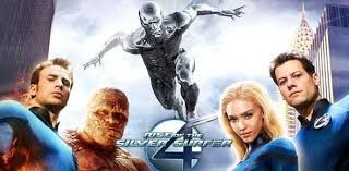 Tamil Dubbed Movies Fantastic Four 2 Rise Of The Silver Surfer Fantastic Four Fantastic Four Movie Silver Surfer