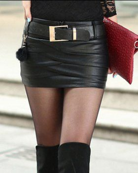 Amateur hot legs mini skirt the