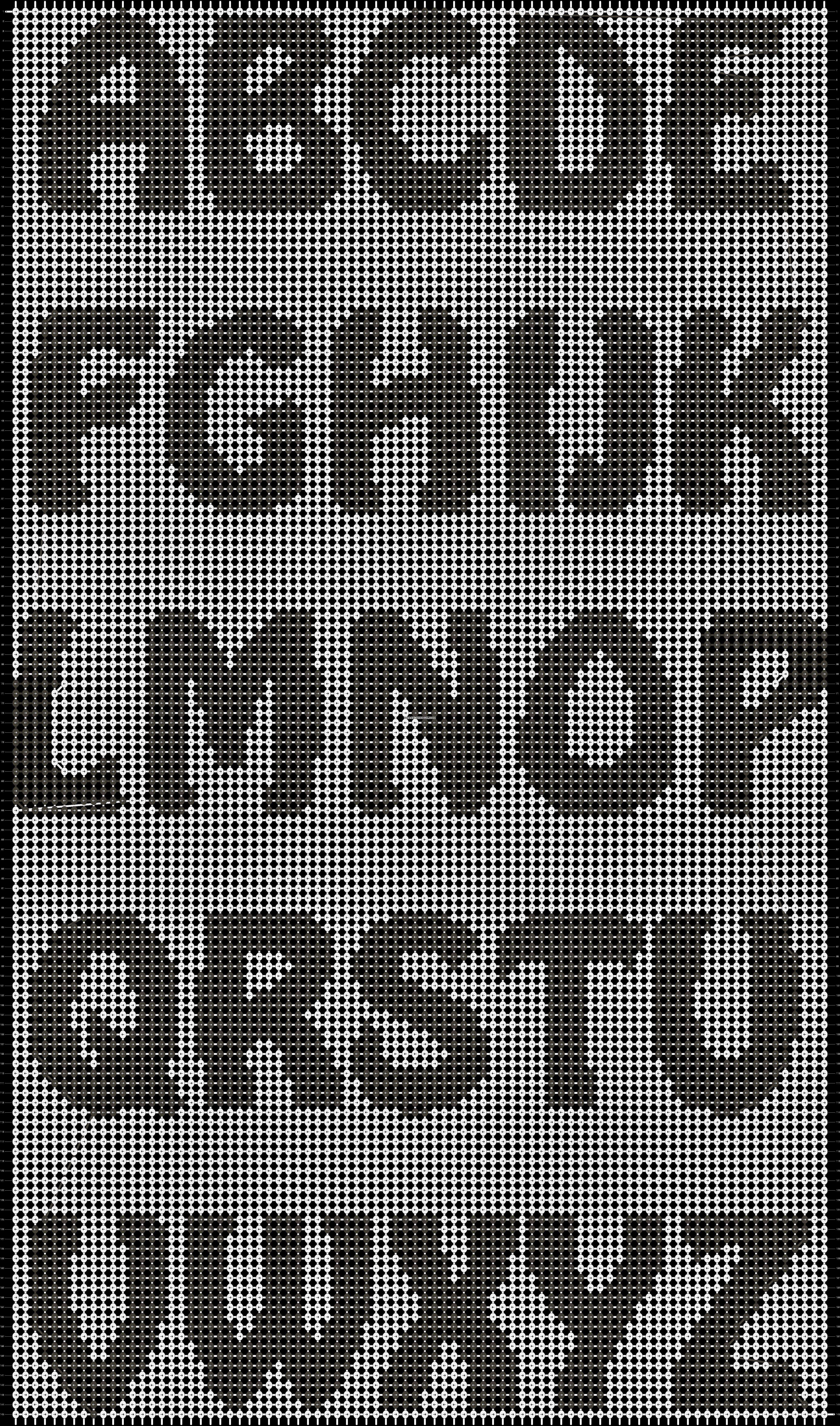Alpha Pattern #12335 added by Anna1234 | Crafts | Pinterest | Bordado