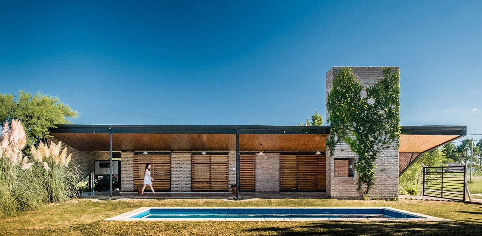 Gallery Of Quinta House Raizalcubo Arquitectura 4 Arch House