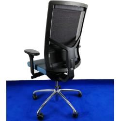Photo of Office chair Löffler Figo Fg flat cushion Ergo Top selection color options LöfflerLöffler