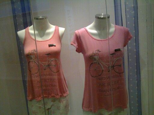 Pijamas para ciclistas vaidosas